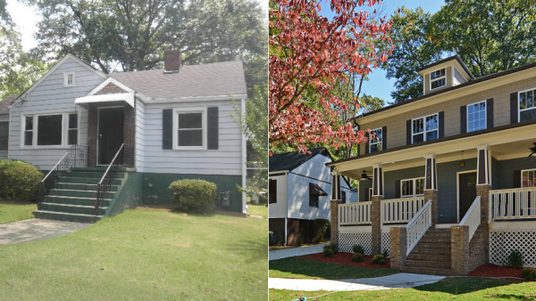 Before & After Exterior 2