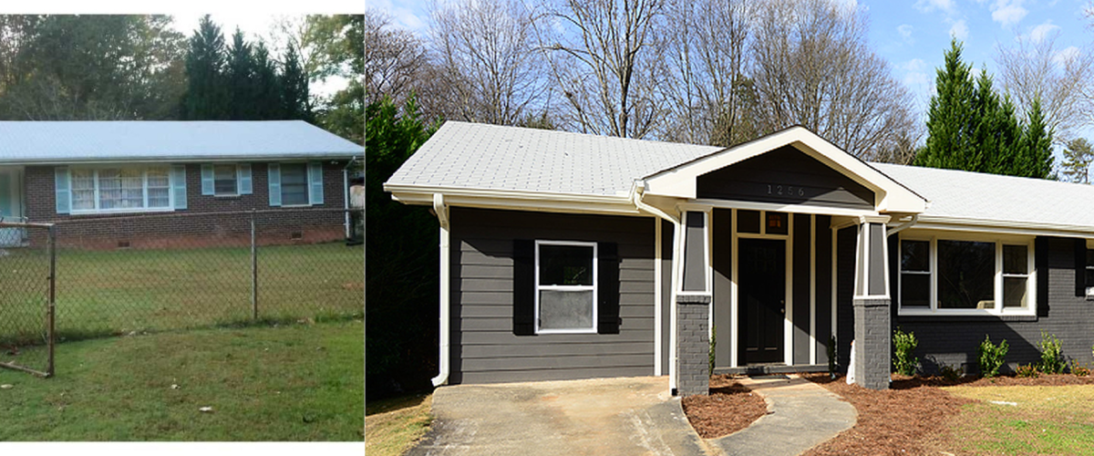 Before & After Exterior 3