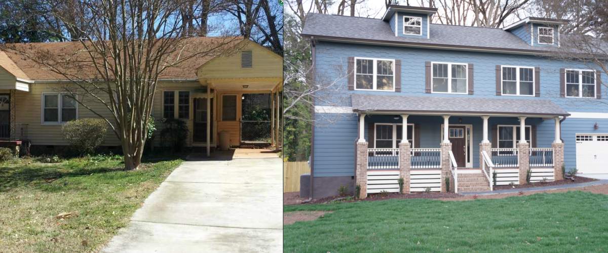 Before & After Exterior 4